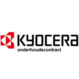 Kyocera service overeenkomst